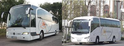 Mercedes travego, Scania Irizar